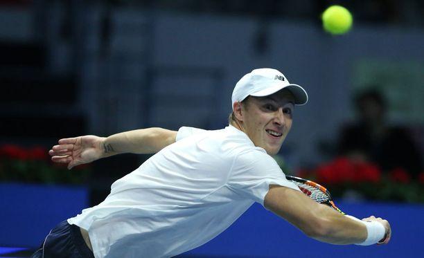 Henri Kontinen pelaa ensimmäisenä suomalaisena ATP-kiertueen lopputurnauksessa Lontoossa.