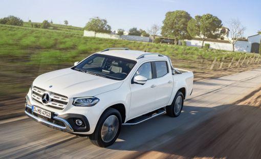 Uuden jättimersun tuotanto alkaa Barcelonassa tänä syksynä. Suomeen autoja saadaan marraskuussa.