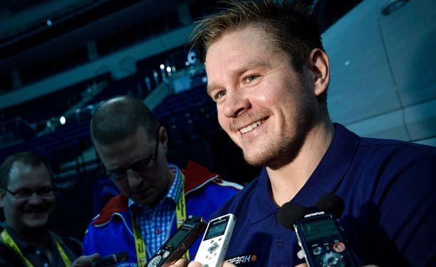 Petri Kontiola palaa KHL:ään.