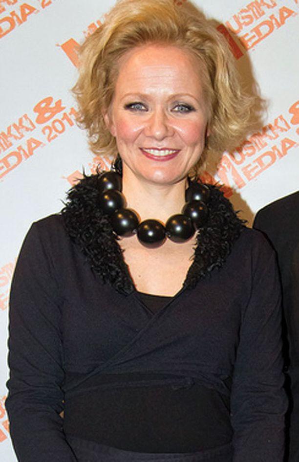 Paulina Ahokas sai elämäntyöpalkinnon.