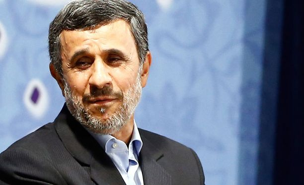 Mahmoud Ahmadinejad.