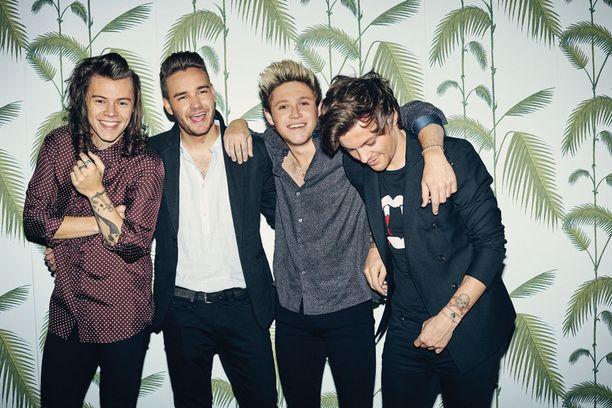 Marraskuussa selviää, nouseeko listan kärkeen One Direction vai Justin Bieber.
