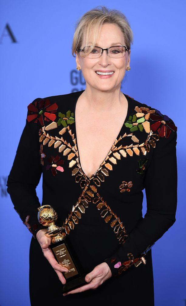 Meryl Streep oli murtua muistellessaan Trumpin toimia vaalikampanjansa aikana.