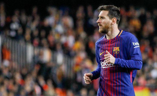 Leo Messi on jo palannut Barcelonaan lyhyeltä Suomi-lomaltaan.