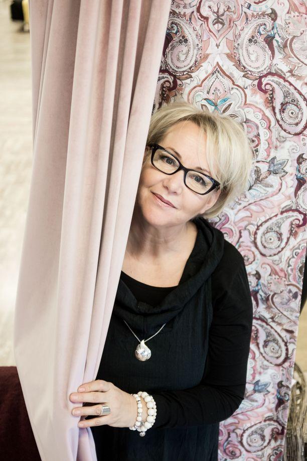 Johanna Närvä ryhtyi yrittäjäksi keskellä syvintä lamaa, ja se kannatti.