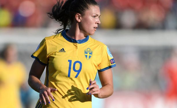 RuotsalainenPauline Hammarlund debytoi EM-kisoissa viime viikolla.