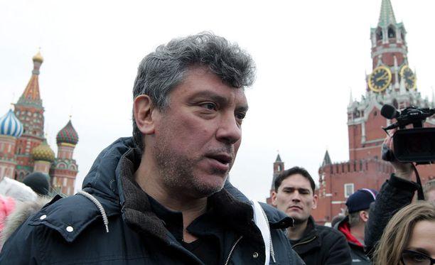 Boris Nemtsov ammuttiin kuoliiaksi Moskovassa aivan Kremlin vieressä.