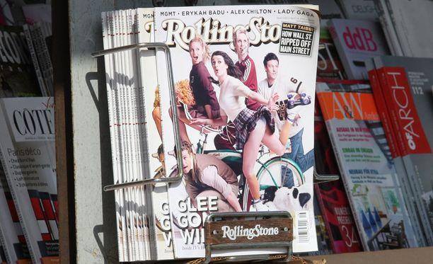 Lehti julkaisi vuonna 2014 laajan jutun joukkoraiskauksesta Phi Kappa Psi -veljeskunnan juhlissa Virginian yliopistossa. Kuvituskuva.