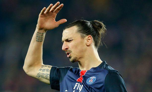 Zlatan Ibrahimovicin ensi kauden osoite on vielä hämärän peitossa.