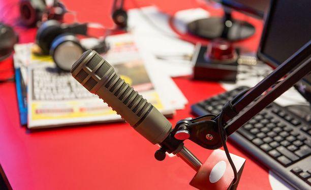Radiojuontaja