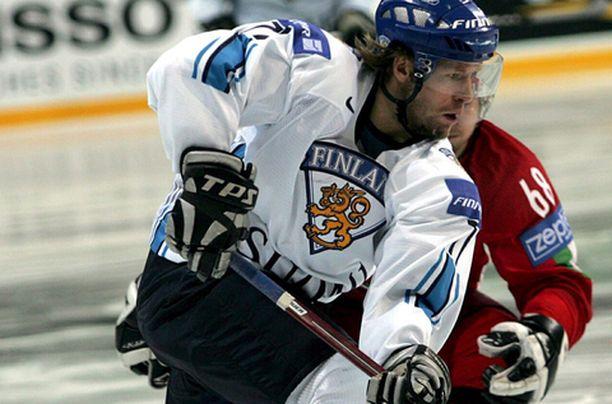 Tomi Kallion kolmesta maalista kaksi syntyi heikkoa Sloveniaa vastaan.