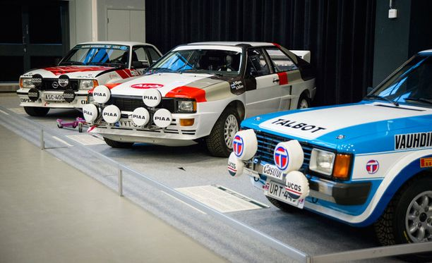 80-lukua: Opel Ascona, Celica, Talbot Sunbeam Lotus