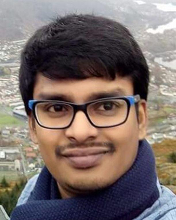 Hari Sudhan Thanneeru katosi mystisesti matkalla kotiinsa.