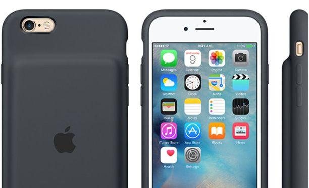Applen lisäakkukuori sai viileän vastaanoton.