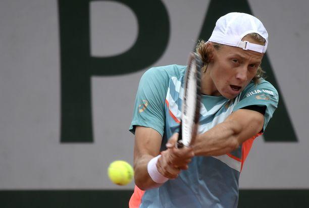 Emil Ruusuvuori on ATP-maailmanrankingissa sijalla 98.