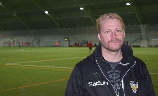 KäPylän Pallon Tero Tainio on valmentanut tulevia huippupelaajia.