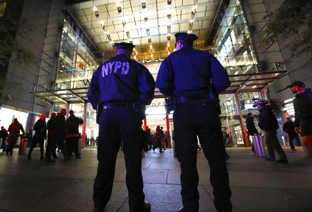 CNN:n pääkonttori evakuoitiin viimeksi lokakuussa. Tuolloin löytyi räjähteitä.