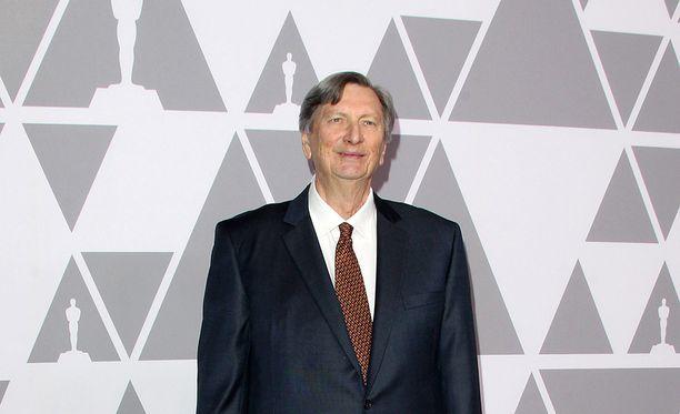 John Bailey valittiin elokuva-akatemian johtoon viime elokuussa.