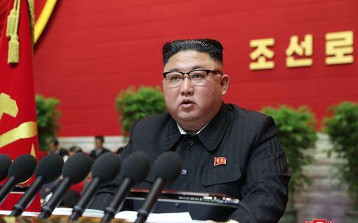 Viesti Joe Bidenille? Pohjois-Korea uhkaa lisätä ydinaseitaan