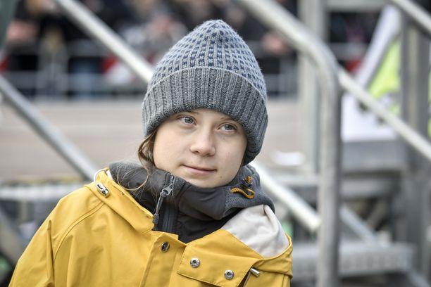 Greta Thunberg on maailman tunnetuin ilmastoaktivisti.