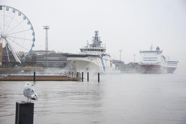 Suomenlahden merivartioston komentajan mukaan Turvan kaltaisia aluksia tarvittaisiin kaksi lisää korvaamaan vanhoja aluksia.