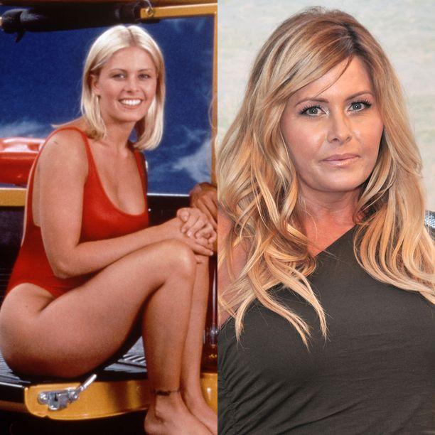 Nicole Eggert.
