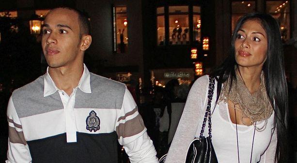 Hamiltonin ja Scherzingerin suhde on välillä ollut katkolla.