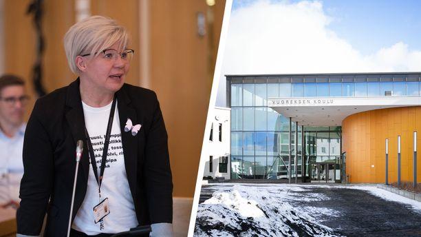 Tampereen kaupungin kasvatus- ja opetusjohtaja Kristiina Järvelä kertoo, että ratkaisulla ostetaan aikaa ja pyritään pidentämään sitä, ettei jouduta totaalisiin sulkuihin.