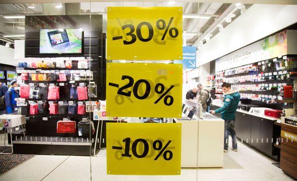Kuluttajat luottavat talouteen nyt enemmän kuin koskaan aiemmin mittaushistorian aikana.