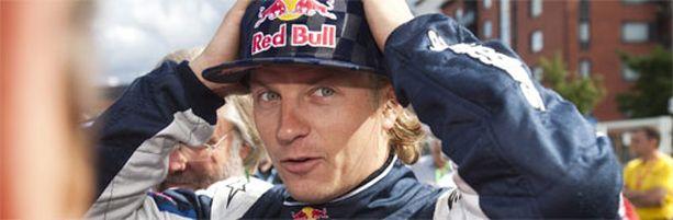 Kimi Räikkösen ensi vuoden suunnitelmat ovat vielä avoinna.