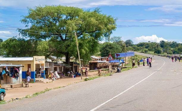 Rutiköyhä Malawi on noin 17 miljoonan asukkaan sisämaavaltio Afrikassa.