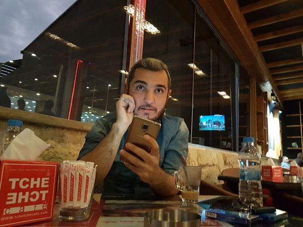 Mohammedilla on asiat olosuhteisiin nähden hyvin Bagdadissa, koska hän sai entisen työnsä takaisin. IL tapasi hänet marraskuun lopussa Bagdadissa.