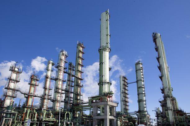 Kilpilahdessa toimii Nesteen jalostamo ja polyolefiineja ja peruskemikaaleja valmistava Borealis Polymers.