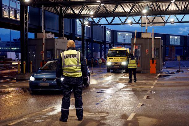 Torstaiyöstä lähtien rajat alkavat aueta muun muassa Helsingin Eteläsatamassa.