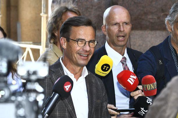 Ulf Kristerssonilla on kolme päivää aikaa löytää tuki uudelle hallituspohjalle.