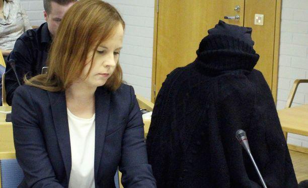 Nainen valehteli poliisipartiolle vauvojen lukumäärän.