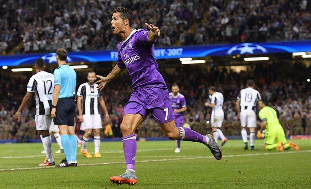 Cristiano Ronaldo on elävä Mestarien liigan legenda.
