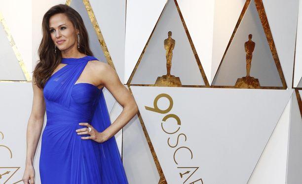 Jennifer Garner nousi meemien kohteeksi Oscar-gaalassa.