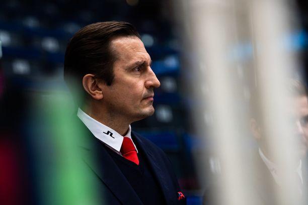 Ville Peltosen HIFK on alisuorittanut alkukaudella.