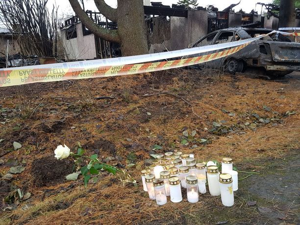 Iäkkäät äiti ja poika menehtyivät viime marraskuussa sukulaisnaisen sytytettyä Kangasalan Vatialassa sijaitsevan omakotitalon tuleen.