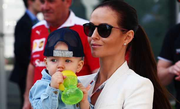 Robin Räikkönen on tuttu näky formulavarikolla.
