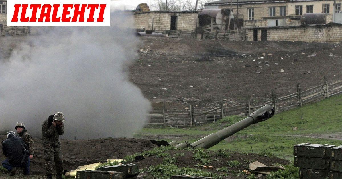 Syttyikö sunnuntaina sota? Veriviholliset Kaukasiassa pommittavat toisiaan ja...