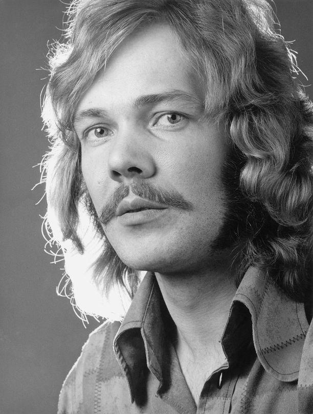 Tältä Kari Tapio näytti 1980-luvun alussa.