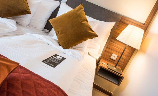 Hotelli saa ensimmäiset asukkaansa maanantaina 17. lokakuuta.
