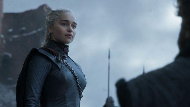 Daenerys Targaryen ei noussutkaan rautavaltaistuimelle sarjan päätösjaksossa.