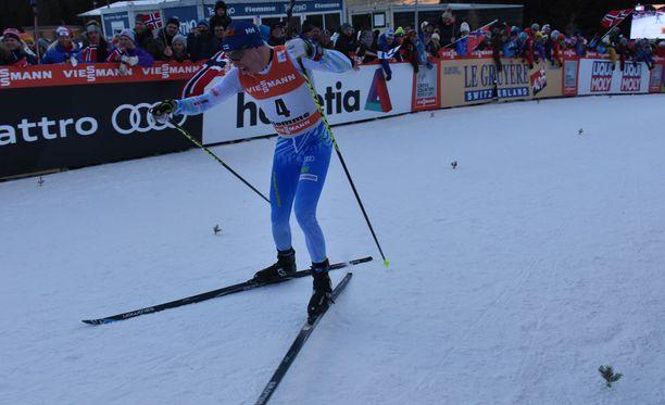 Matti Heikkinen tuli viidenneksi Tour de Skillä. Se on Suomen miesten historian paras saavutus Keski-Euroopan kiertueella.