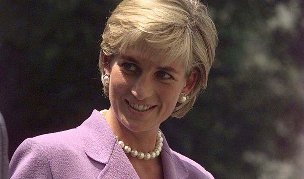Prinsessa Diana vierailemassa Washingtonissa vain muutama kuukausi ennen kuolemaansa.