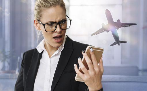 Lennolta palannut brittinainen kauhistui puhelinlaskuaan – pieni virhe maksoi yli 1000 euroa: Varmista, että vältät ikävät yllätykset