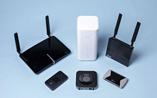 Nopeampi netti kotiin – testissä olohuoneeseen ja matkalle sopivat 4G-reitittimet