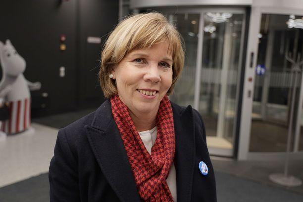 Anne-Maja Henriksson.